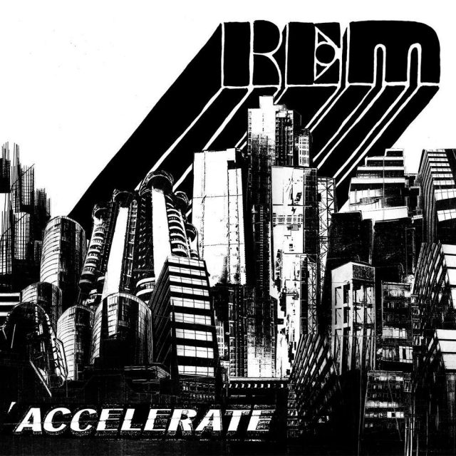R.E.M. 'Accelerate' Turns 10 - Stereogum