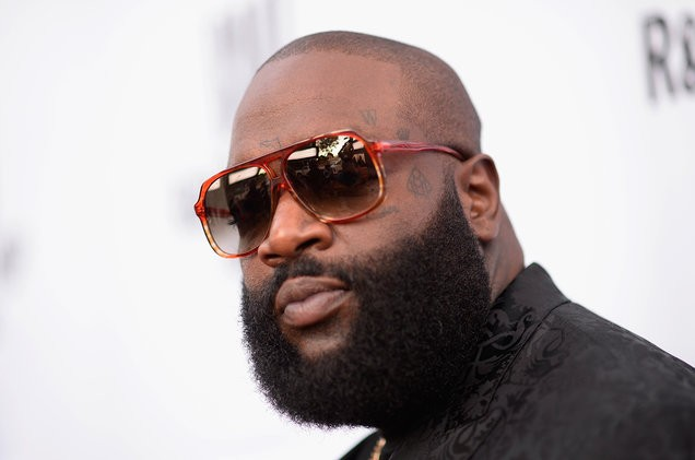 Rick Ross hospitalised for heart related problem