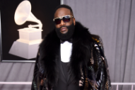 Rick Ross Reportedly Home From The Hospital