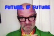 "Michael Stipe Shares First-Ever Solo Song ""Future, If Future"""