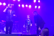 "Watch A 9-Year-Old Sing ""Dead And Bloated"" With Stone Temple Pilots"