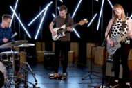 Watch Wye Oak's Stereogum Session