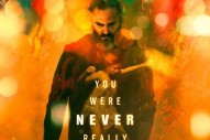 Stream Jonny Greenwood <em>You Were Never Really Here</em> Score