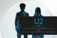 "U2 – ""Lights Of Home"" (Free Yourself / Beck Remix)"