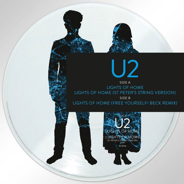 "U2 – ""Lights Of Home"" (Free Yourself / Beck Remix) - Stereogum"
