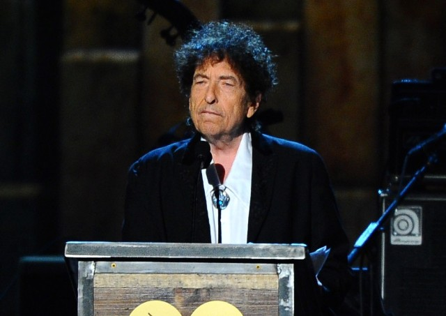 Bob Dylan's latest venture: selling whiskey