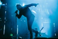 The National Brought <i>Boxer</i>, Ecstatic Vibes, And A Lit-Up Matt Berninger To Their Inaugural Homecoming Festival