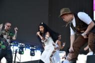 Cardi B's Coachella Weekend 2: J Balvin, Bad Bunny, SZA, & A Belly Rub From Jay-Z