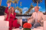 Watch Cardi B Talk Pregnant Twerking, Lamborghini Shopping, &#038; Why She Liked Stripping on <em>Ellen</em>