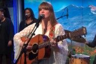 Watch Courtney Marie Andrews Make Her TV Debut On <em>CBS This Morning</em>