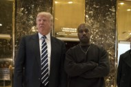"Donald Trump On Kanye West: ""He's Got Good Taste"""