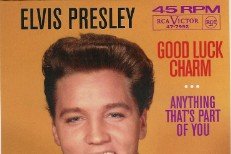 Elvis Presley - Good Luck Charm,