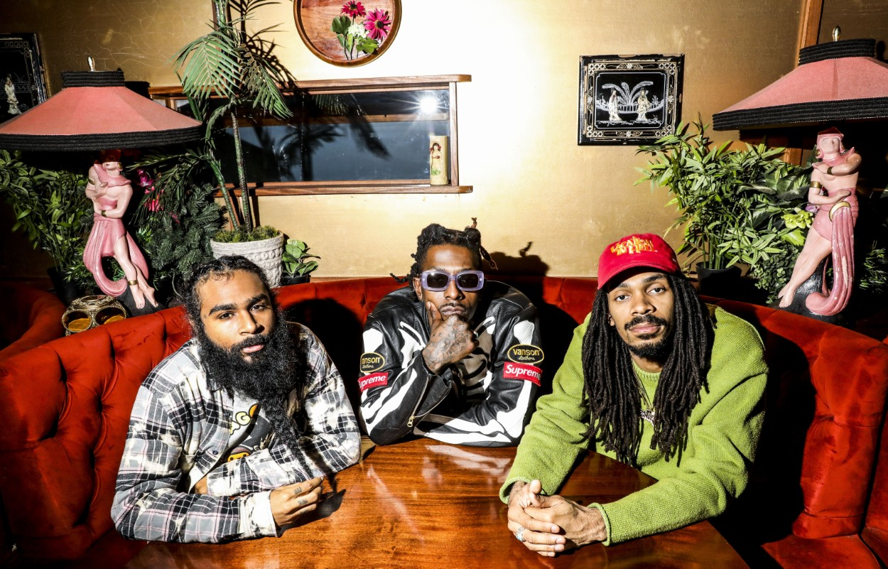 Flatbush Zombies Arent Who You Think They Are