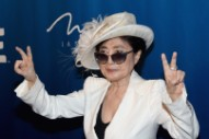 Police Search For Woman Who Stole $17.5K Yoko Ono Rock From Toronto Museum