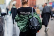 """Metallica Respond To St. Vincent's Quip About """"Fashion Kids"""" Wearing The Band's T-Shirts"""