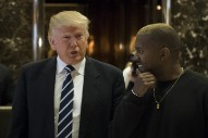 Kanye Wears MAGA Hat, Trump Says Thanks