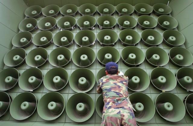 South Korea Stops Blaring K-pop At North Korea