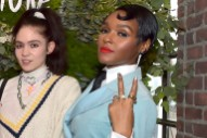 "Janelle Monáe – ""PYNK"" (Feat. Grimes) Video"