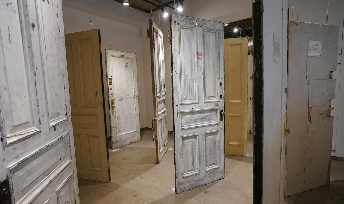 Bob Dylan, Joni Mitchell, Leonard Cohen, & Janis Joplin's Chelsea Hotel Doors Sold At Auction