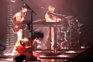 "St. Vincent Debuts ""I Am A Lot Like You"" Live Show And Soundtracks Experimental Film At Coachella"