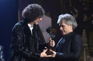 Rock Hall 2018: Howard Stern Inducts Bon Jovi, Lauryn Hill Sings Nina Simone, The Killers Cover Tom Petty, & More