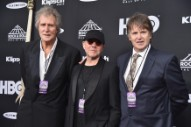 Dire Straits Awkwardly Enter Rock Hall Of Fame Without An Induction Speaker Or A Performance