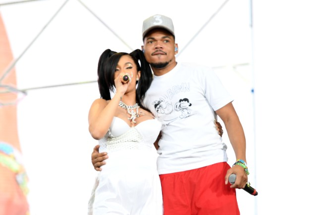 Cardi B Chance The Rapper