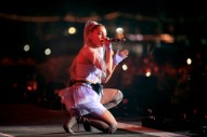 Watch Ariana Grande Cover Marvin Gaye During Surprise Coachella Appearance