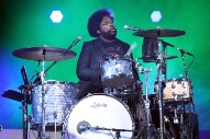 "Questlove Wears ""Kanye Doesn't Care About Black People"" Shirt"