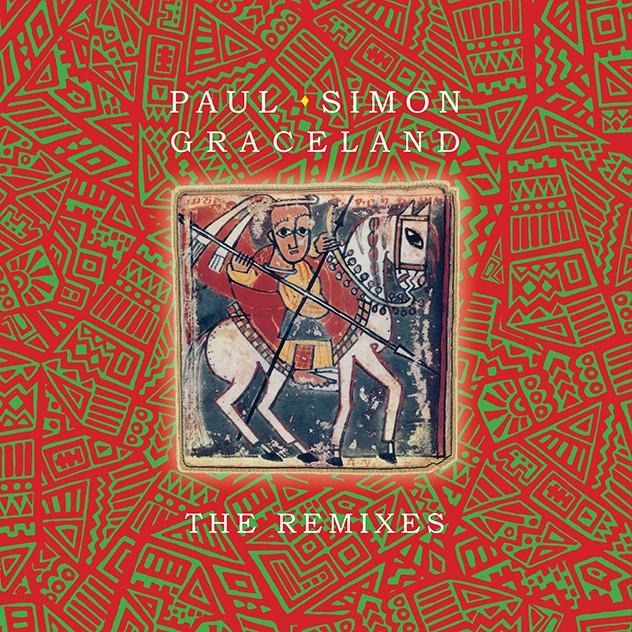 Paul Simon - Graceland: The-Remixes