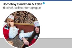 Homeboy Sandman and Edan - NeverUseTheInternetAgain