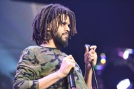 J. Cole Wants, So Badly, To Be Rap's Conscience