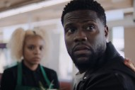 "J. Cole – ""Kevin's Heart"" Video (Feat. Kevin Hart)"