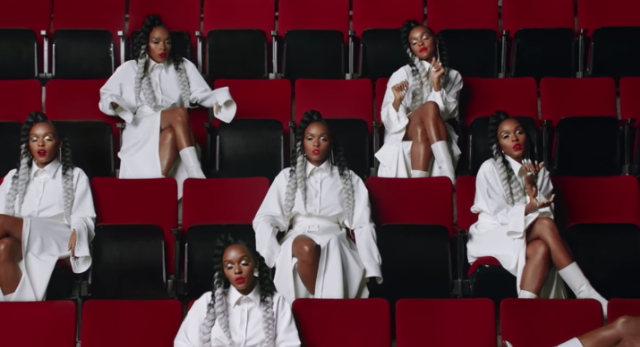 Watch Janelle Monáe and Lupita Nyong'o Dance to