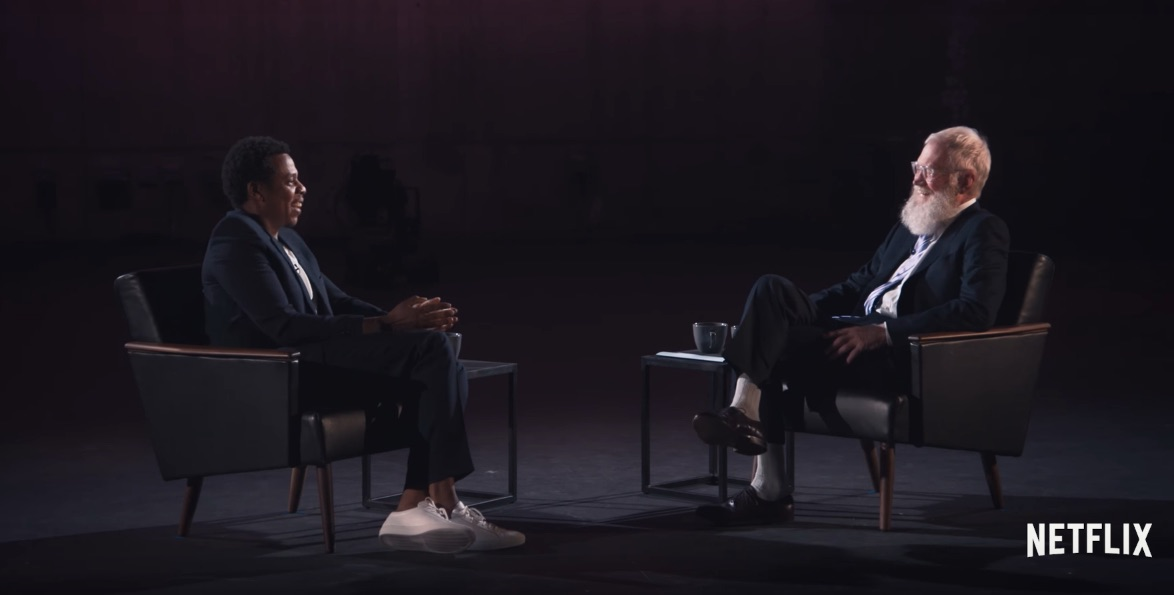 Preview Jay-Z's Appearance On David Letterman's Netflix Show