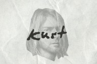 Kurt Cobain, David Bowie, & Other Rock Stars' Handwriting Made Into Downloadable Typefaces
