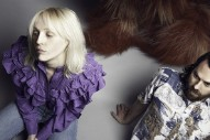 "LUMP (Laura Marling & Tunng's Mike Lindsay) – ""Cause Of The Contemporary"" Video"