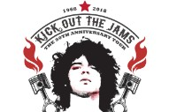 Wayne Kramer&#8217;s Supergroup MC50 Announce <i>Kick Out The Jams</i> 50th Anniversary Tour Dates