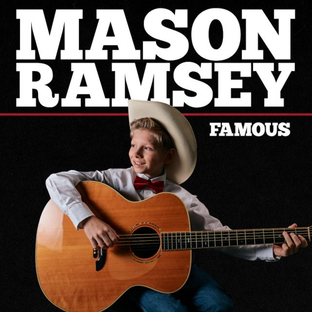 Walmart Yodeling Kid Mason Ramsey Drops Debut Single 'Famous,' Scores Record Deal