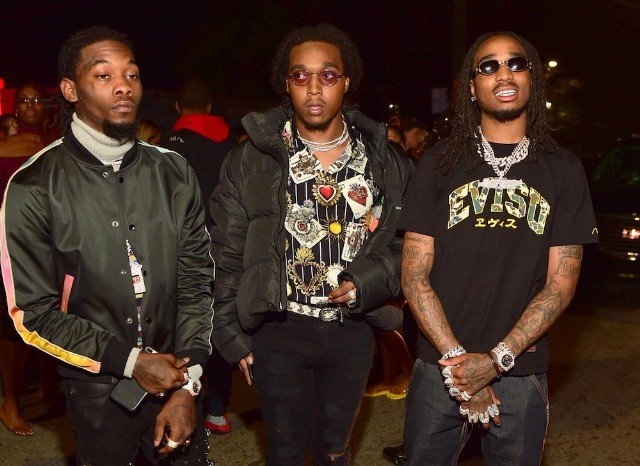 Migos' Entourage Arrested After Drugs Found on Tour Bus