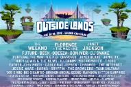 Outside Lands 2018 Lineup