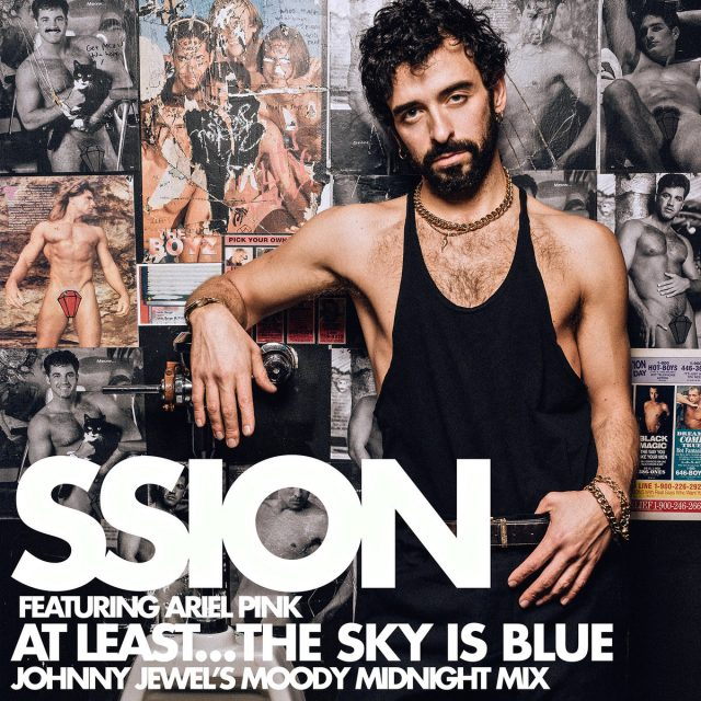 SSION - At Least The Sky Is Blue Remix