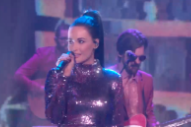 Watch Kacey Musgraves Sing Her Sassy Disco Number &#8220;High Horse&#8221; On <em>Ellen</em>