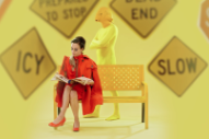 "Speedy Ortiz – ""Villain"" Video"