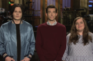 Watch Jack White Joke With John Mulaney In Their <em>SNL</em> Promos