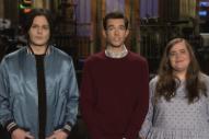 Watch Jack White Joke With John Mulaney In Their <em>SNL</em> Promos