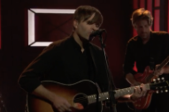 Watch Ben Gibbard Play His <i>Universal Love</i> Beatles Cover &#8220;And I Love Him&#8221; On <i>Conan</i>