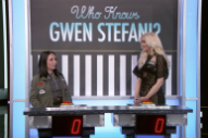 Watch This Woman Beat Gwen Stefani At Gwen Stefani Trivia