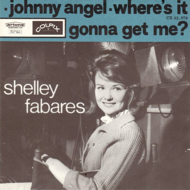 Shelly Fabares - Johnny Angel