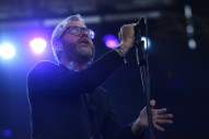 "Watch The National Debut New Song ""Light Years"" At Their Homecoming Festival"